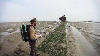 EXPLORING AN ABANDONED SEA FORT GUN TOWER