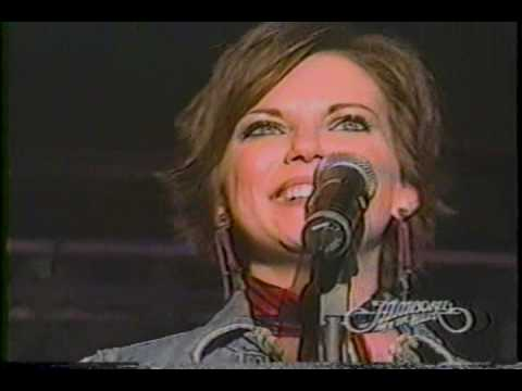 Martina McBride - 15  When God-Fearin' Women Get The Blues - Jamboree In The Hills 2003