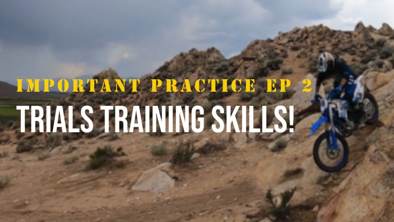 Importance of Practice Episode 2: Trials Training Skills