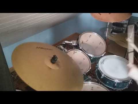 Irwin Goodman - Riemu Ja Ratto (drum Cover)