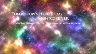 NDP 2016 Theme Song  Tomorrow's Here Today Nightcore