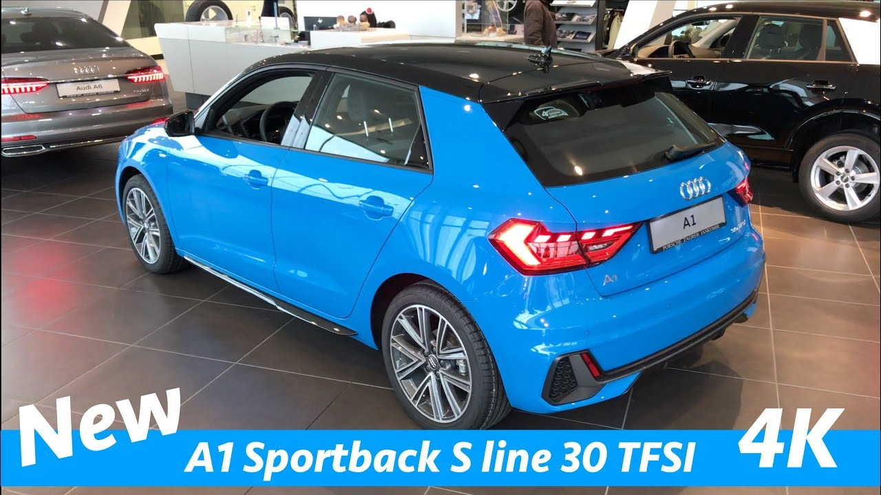 New Audi A1 Sportback S Line 2019 First In Depth Review In 4k