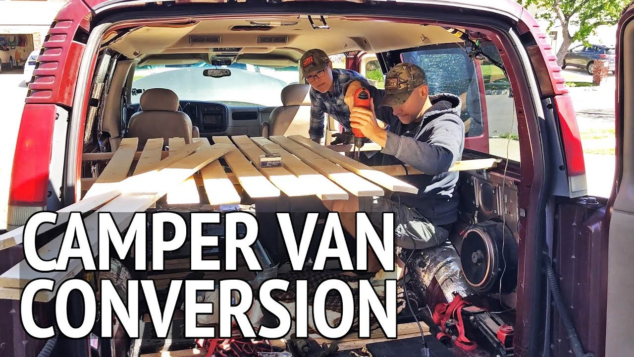 The Top 6 Van Chassis for Your Camper Van Conversion