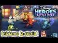 Disney Heroes: Battle Mode - Iniziamo la storia! - Android - (Salvo Pimpo's)