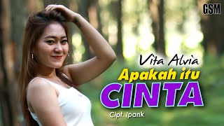 Download lagu Dj Kentrung Apakah itu Cinta - Vita Alvia I Official Music Video
