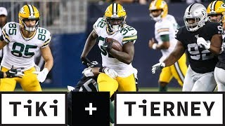 The NFL Should Have CANCELLED Raiders vs. Packers Game In Canada | Tiki + Tierney