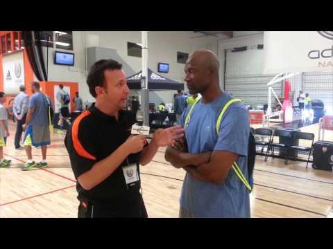 NBA Exclusive: Terry Porter Talks About Rick Adelman's Offense