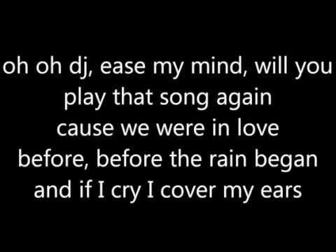 Niki & The Dove   DJ, Ease My Mind (Lyrics)