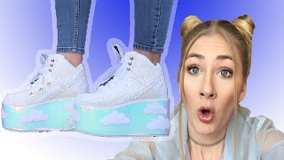 We Wear Spice Girl Shoes For A Day thumbnail