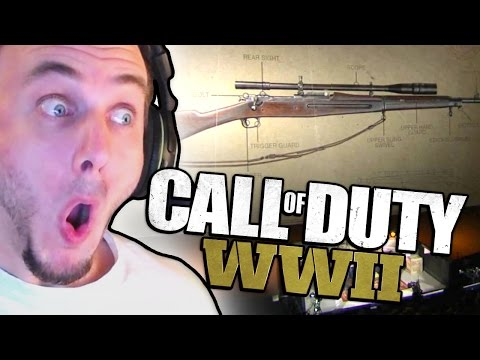 Thumbnail: Reacting to Call of Duty WWII...