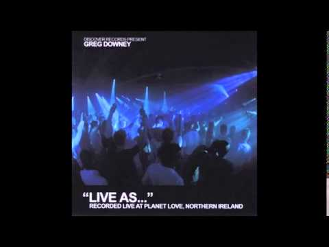 Greg Downey - Live as...Vol  5