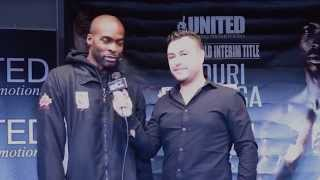 denton daley vs youri kalenga interview wba world title fight   love this city tv