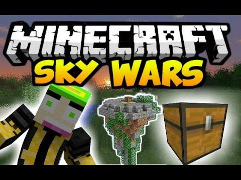 Minecraft Skywars ' IK SURRENDER! IK GEEF OP!