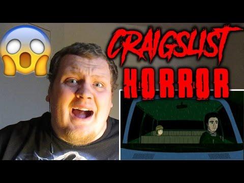 True Craigslist Horror Stories 2 Animated REACTION ...