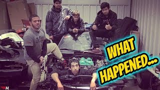 MY STORY: THE END OF HAGGARD GARAGE