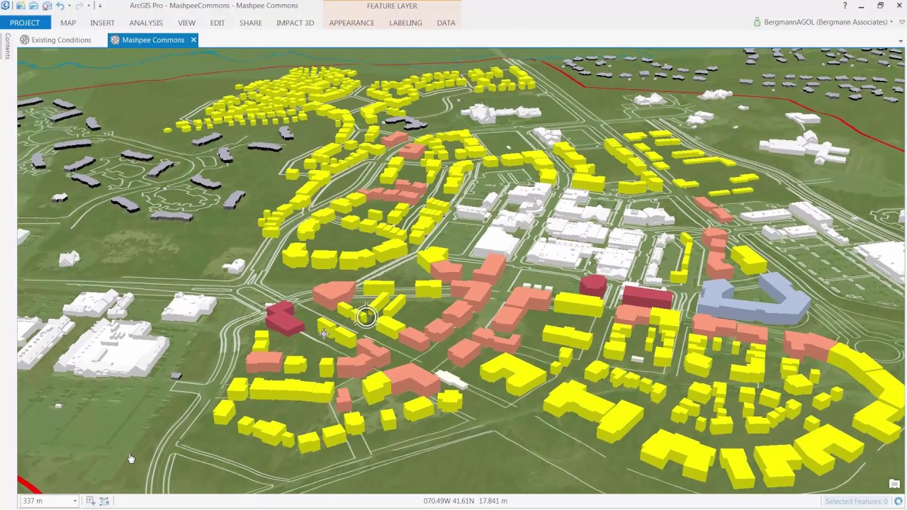 Impacting the Future - How 3D GIS Informs Smart Planning