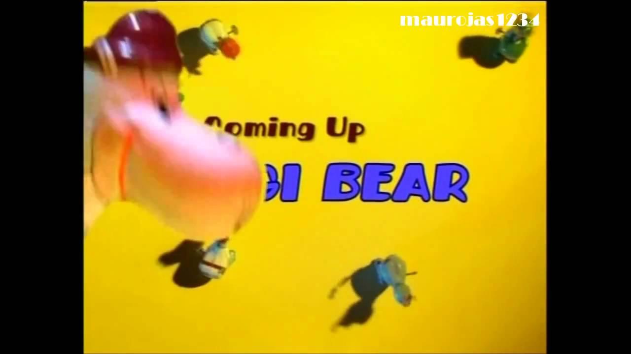 Coming Up Next. Yogui Bear