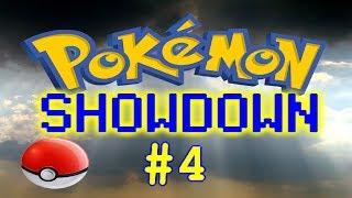 Pokémon Showdown - Bug Buzz Spam