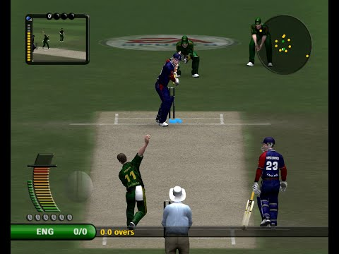 Cricket 07 Gameplay HD