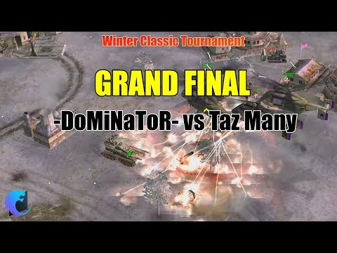 ZH - DoMiNaToR vs Taz Many - Winter Classic Tournament Finals