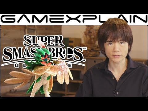 Decidueye Was Nearly in Smash Bros Ultimate + Ballot Influence Revealed in NEW Sakurai Interview thumbnail