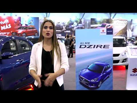 Suzuki: Post Motor Show Lima 2017