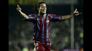 Ronaldinho impossible to forget skills and goals