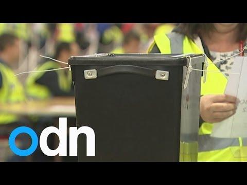Scottish Referendum: Polls close and count begins