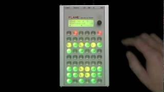 SIX-IN-A-ROW MIDI-Phrase Sequencer Tutorial Teil4 deutsch