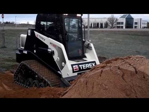 Quality Equipment PT75,PT60,PT50 With Turf Tracks Video