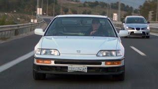 Honda CR-X 184hp | Autokinisimag