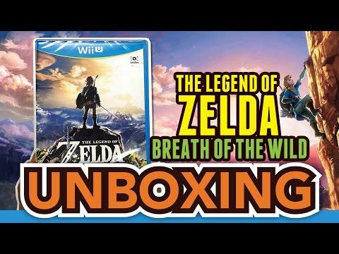 The Legend of Zelda : Breath of the Wild...