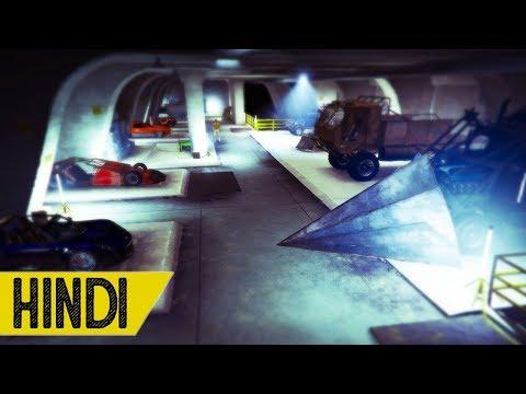 My Secret Underground Garage in GTA 5 ONLINE - HINDI/URDU