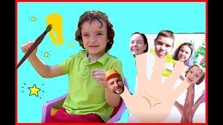 Daddy finger song  -by Makar