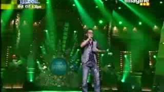 Krishna Beura singing Maula Mere (Live) Chak De India