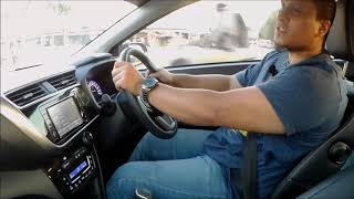 Perodua myvi 2018 : test drive