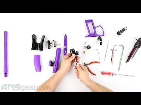 Empire Mini Paintball Marker - Maintenance/Repair