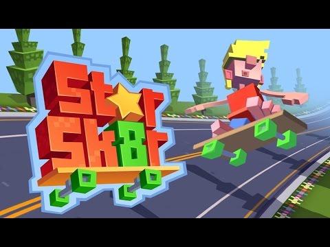 Star Skater (Halfbrick Studios) - Android Gameplay HD