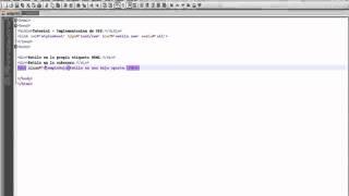 Tutorial CSS y HTML - Poner estilo CSS al codigo HTML [HD]