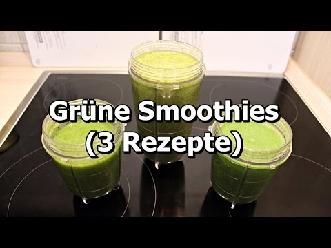 Grüne Smooties from YouTube · Duration:  5 minutes 1 seconds
