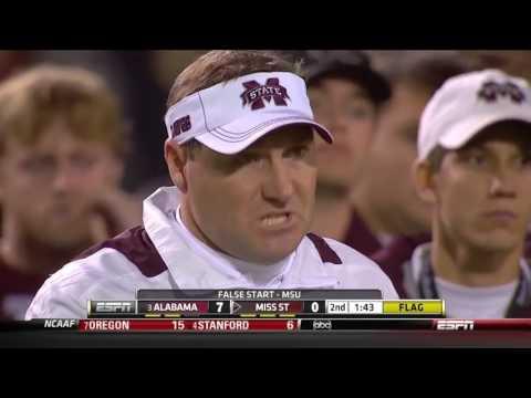 2011 #4 Alabama Vs. Mississippi State Highlights