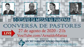 O DESAFIO DA MISSÃO NA PANDEMIA