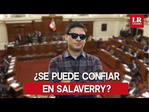 No olvidemos quién es Daniel Salaverry | Curwen en La República