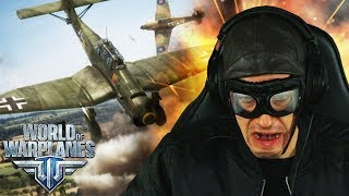 Schreckensnacht! | World of Warplanes 2.0