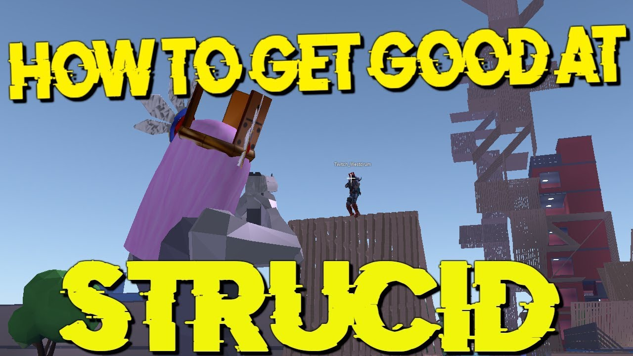 How To Get Good On Strucid.. Tips And Tricks.. - YouTube