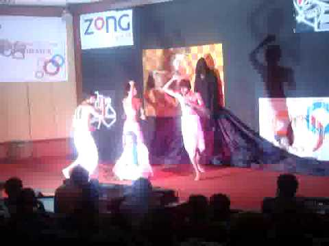 Performance of University Of Gujrat At FAST-NU ISB part 1