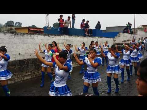 Desfile San Lucas Tolimán 15/09/16