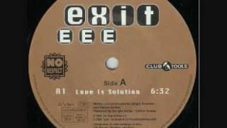 Exit EEE - Love Is Solution (1996)