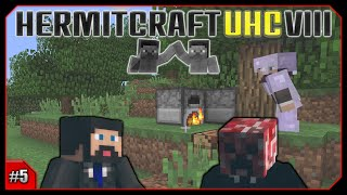 Minecraft Hermitcraft UHC VIII || Bring A Friend! || Cleaning Up! [Episode 5]