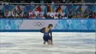 Repeat youtube video Юлия Липницкая, Олимпиада Сочи 2014, командные соревнования, КП 1 место